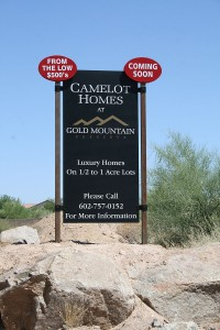 gold mountain preserve camelot homes